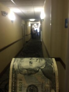 Surprising Hotel Cleaning Staff With Cash
