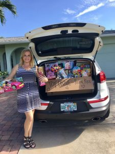 Annual Summer Toy Drive For Foster Children